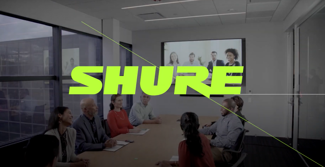 Shure Conferencing Ecosystem