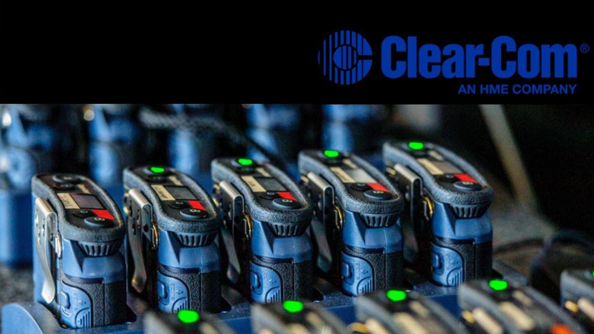 Clear-Com Belt Packs