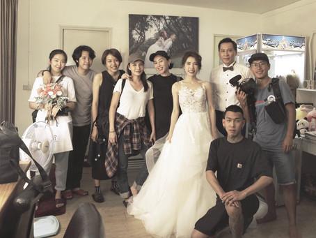 [ Daily Work ] #婚紗側錄 #白兔小翔