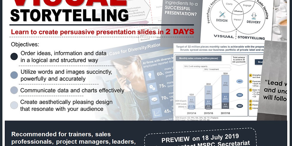 Power Your Presentation with Visual Storytelling