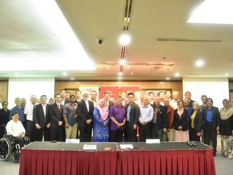 MSPC Construction Industry Angel Investors Circle / MSPC AGM / Partnership with LTT