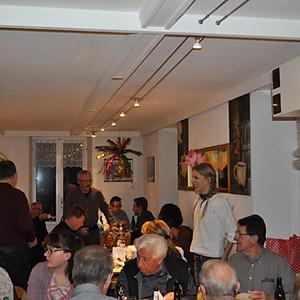 Generalversammlung 2019 im Cafe Rathaus