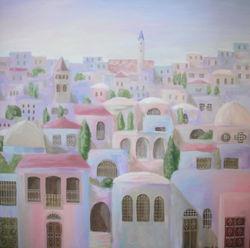 I Dream of Jerusalem IX