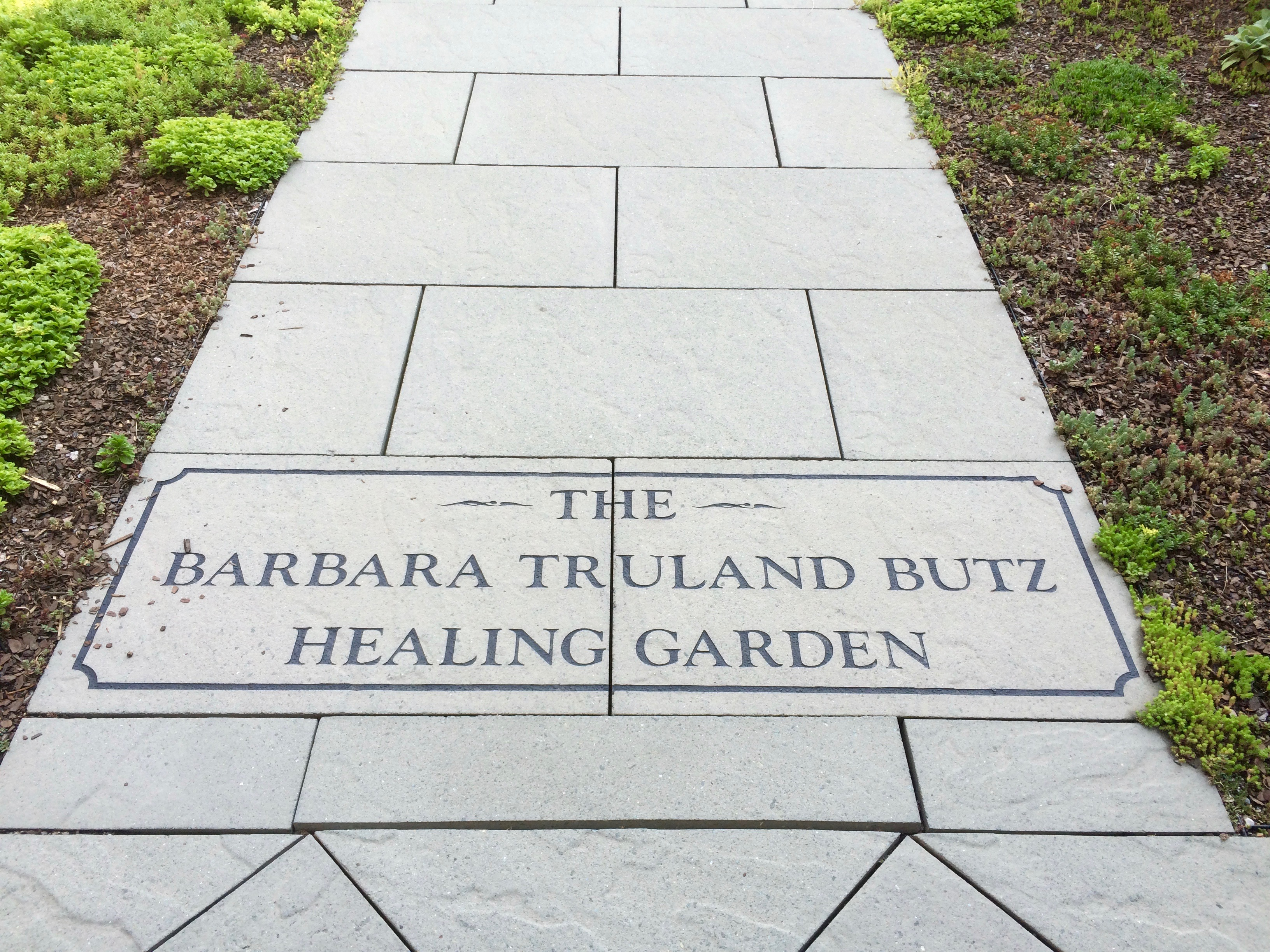 Barbara Truland Butz Healing Garden