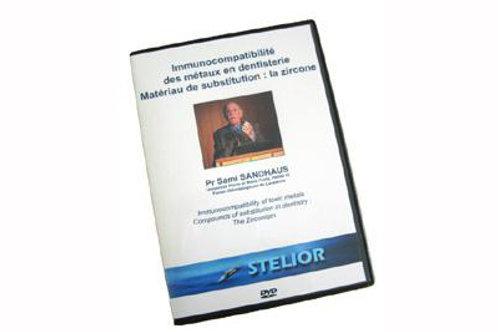DVD Les métaux en dentisterie