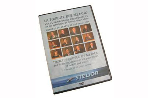 DVD La toxicité des métaux