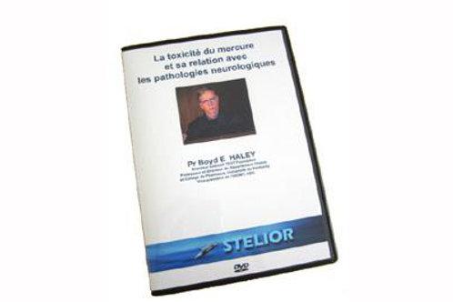 DVD La toxicité du mercure