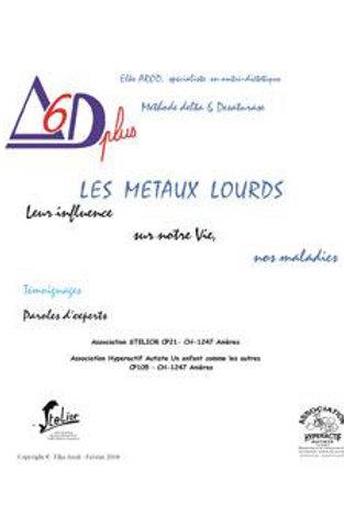"""Documentation """"Les métaux lourds"""""""