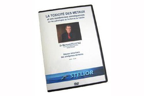 DVD Métaux et pathologies