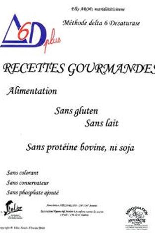 "Documentation ""Recettes gourmandes"""