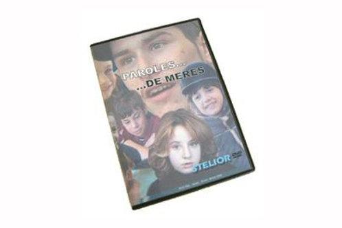 DVD Paroles de mères