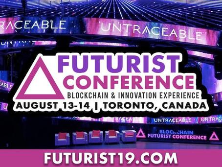 Blockchain Futurist Conference, 贝街专属5折优惠, 3000人区块链峰会重磅来袭!