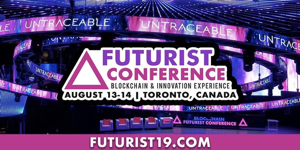 贝街活动   2019 Blockchain Futurist Conference    Promocode: BAYSTREET50