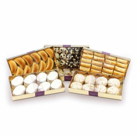 GOLD TRAYS