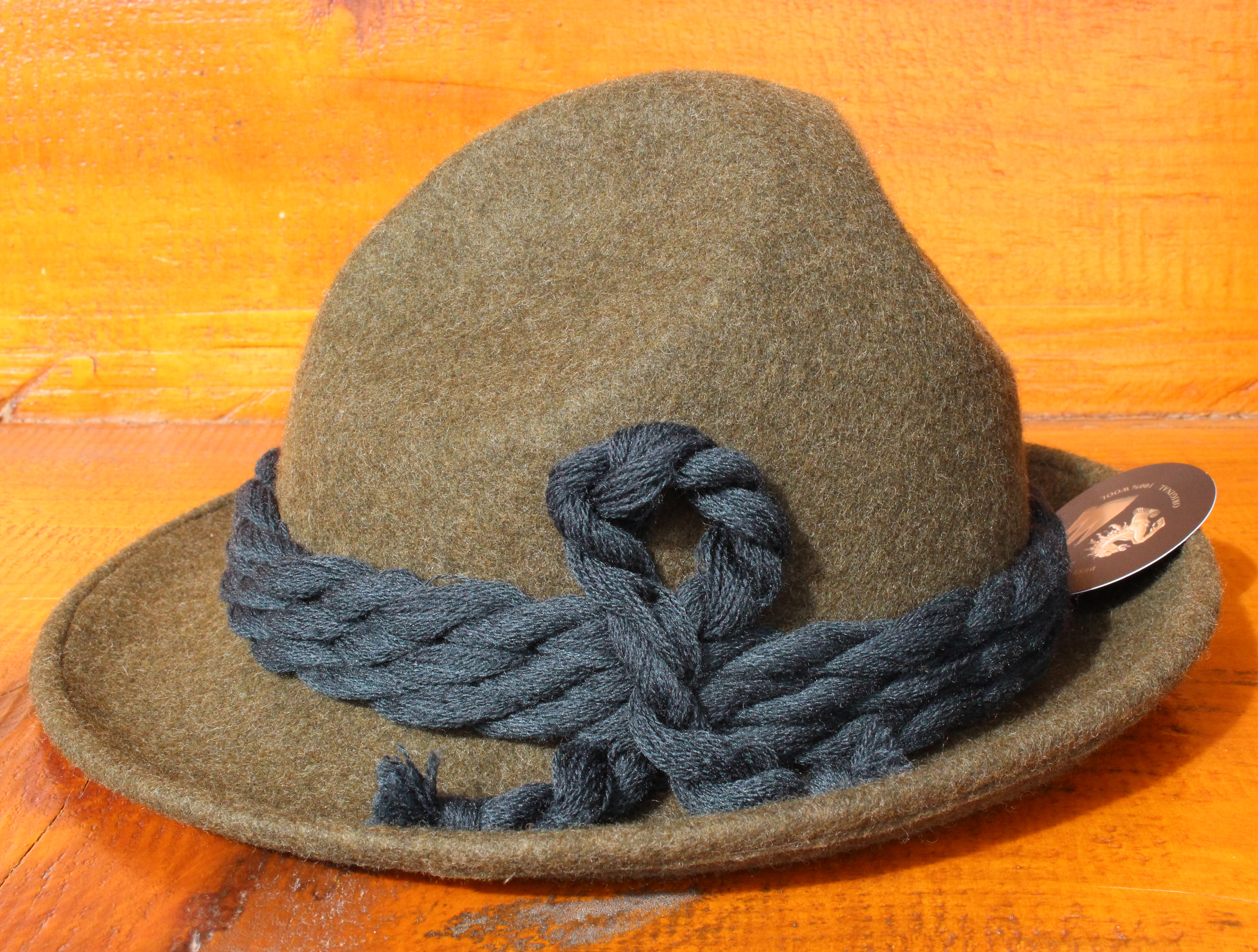 Chapéu típicos alemães austríacos  eb5c8ca982b