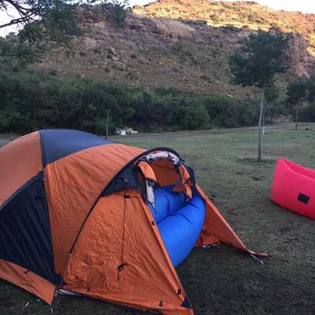 Minimalistic Camping - Less is always more
