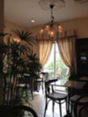 Delight Tearooms, English Country style interior, Rokko, Kobe, 神戸 六甲, 紅茶, スコーン, イギリス, 英国