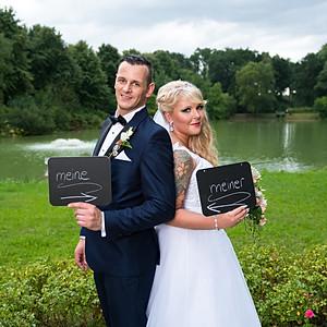 Hochzeit Beate und David