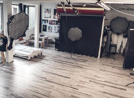 Studio unter eigener Führung