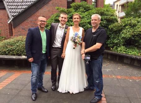 Hochzeitsbegleitung...eine besondere Aufgabe