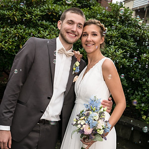 Hochzeit Janine und Arvid