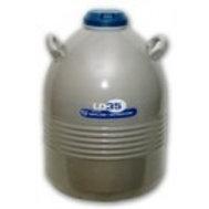 35 Liter Liquid Nitrogen Dewar