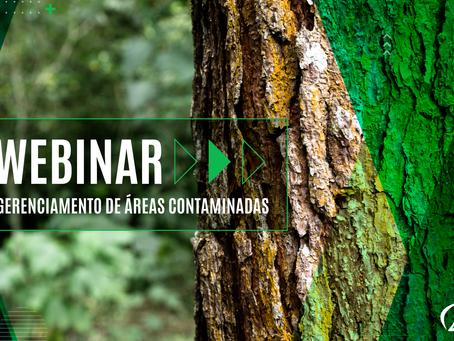Gerenciamento de Áreas Contaminadas - Webinares