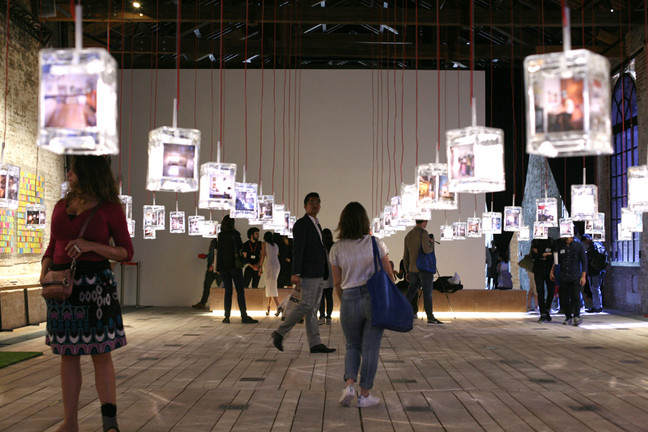B come Biennale