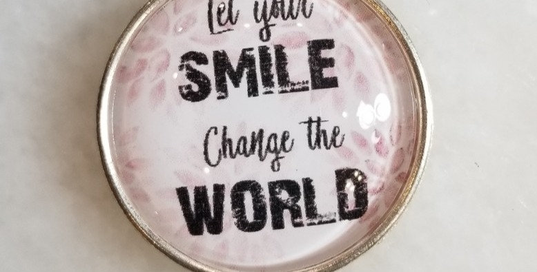 """Necklace - Let Your Smile - Multi  23"""""""