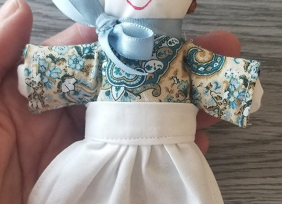 #MCD05 - Mini Cloth Doll