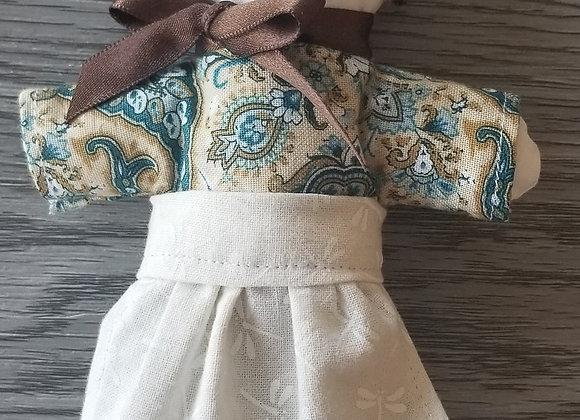 #MCD01 - Mini Cloth Doll