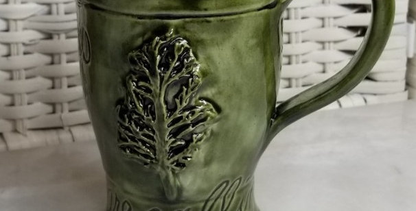 Coffee Cup #P42 - The Trees are Calling