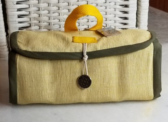 Pack-it Pouch #PP-10 - Yellow Canvas