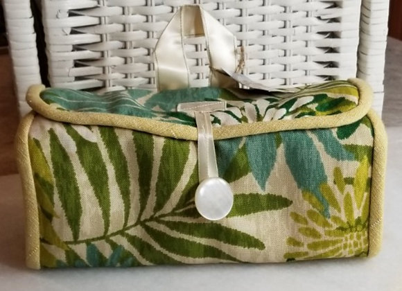 Pack-it Pouch #PP-6 - Tropical Canvas