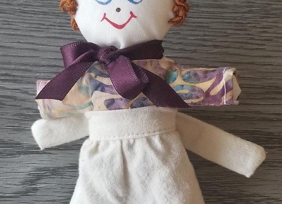 #MCD03 - Mini Cloth Doll