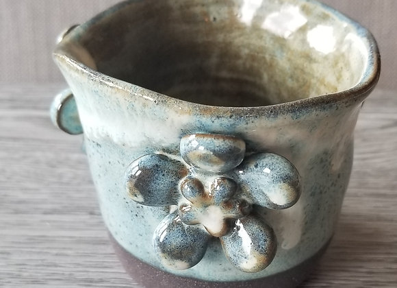 #P129 - 4 Flower Mini Pot
