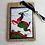 Thumbnail: Bookmark/Ornament - Leaping Gazelle