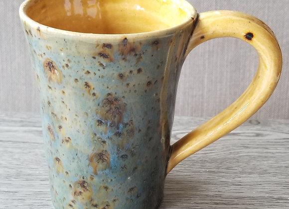 #P148 - Speckled & Amber Mug