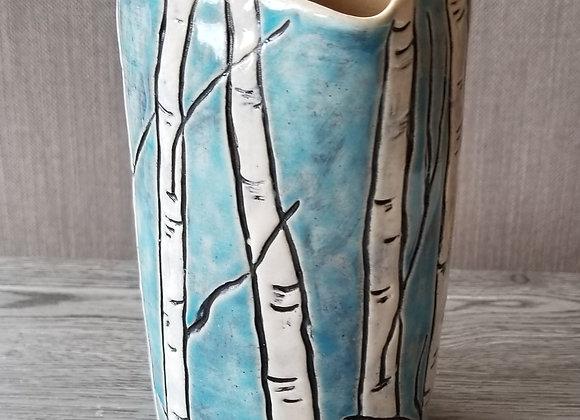 #P144 - Birch Tree Handleless Pour