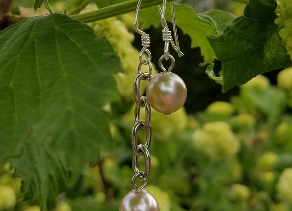 #E-9 - Chain to Pearls  - 2 lengths