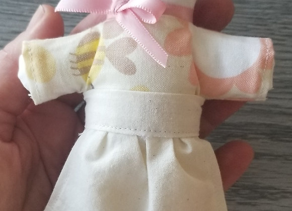 #MCD02 - Mini Cloth Doll