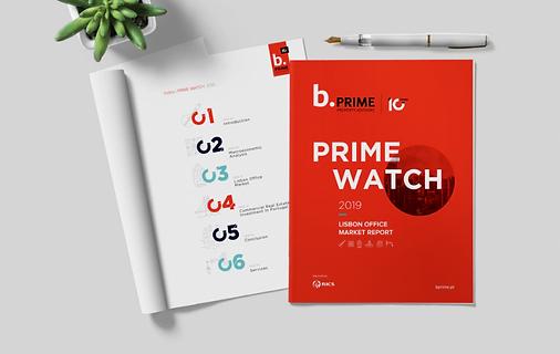 b. Prime Watch 1