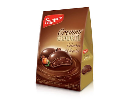 Bauducoo Creamy Cookie Chocholate