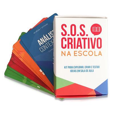SOS Criativo na Escola