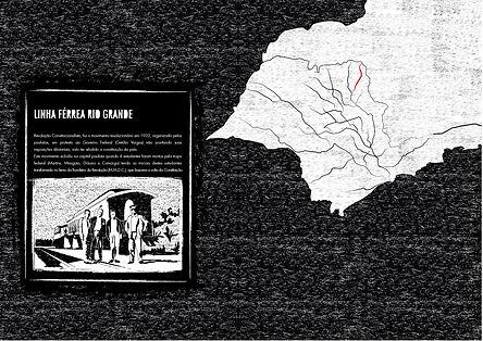 Exposição história do Chapadão