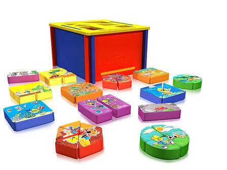 Brinquedo Trilegal! UFSM