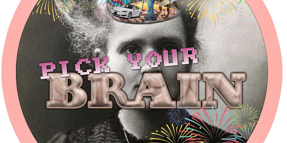 Pick Your Brain ! For Grown Ups