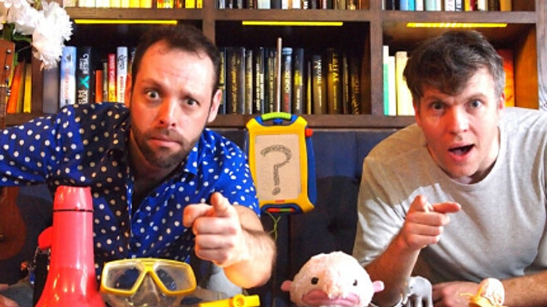 UniverSilly Challenged with Jonny Berliner & Simon Watt (Grown-up Edition)