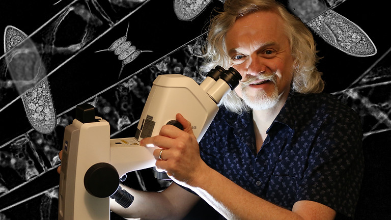 Invisible World with Marty Jopson