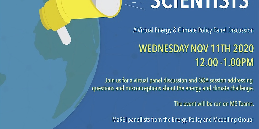 Climate Action:  Ask the Scientists